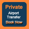 Private airport shuttle Amsterdam